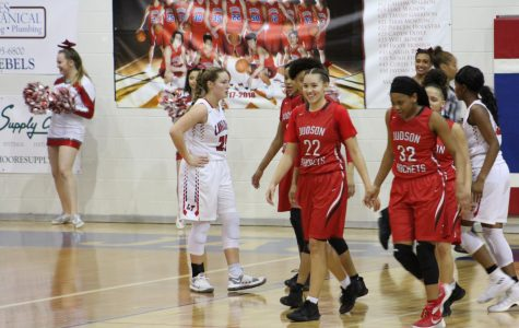 Girls basketball advances in playoffs after win against Lake Travis