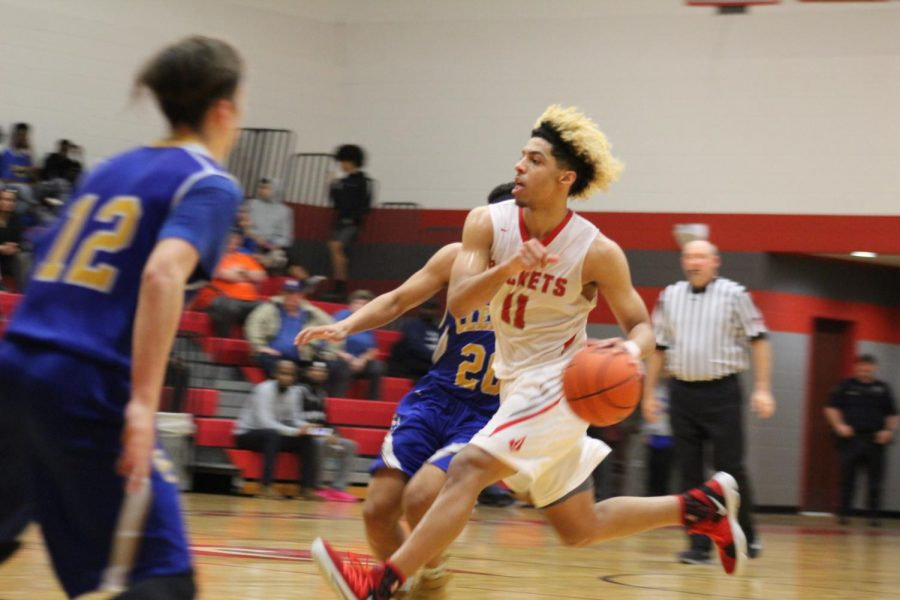Boys basketball eye playoffs after win over Clemens