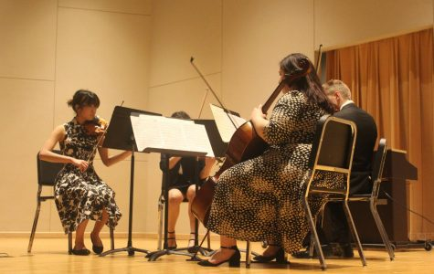 Orchestra ends their year with spring concert