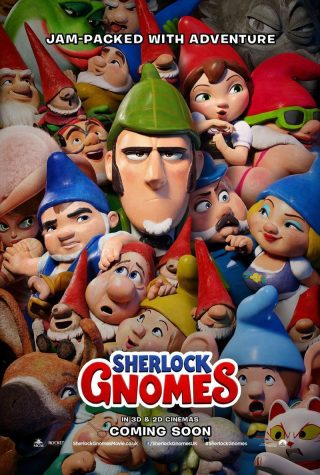 Review: Sherlock Gnomes