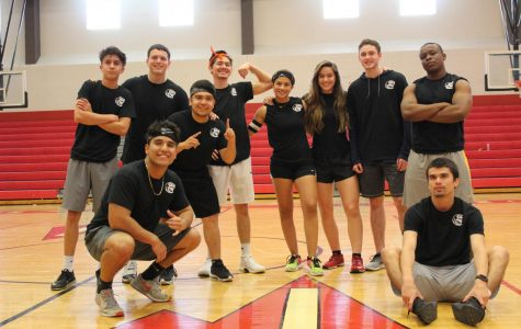 Dirty Dodgers win dodge ball tournament