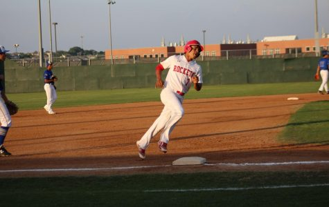 Baseball falls to New Braunfels