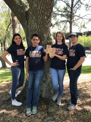 Judson FFA Horticulture team places at state