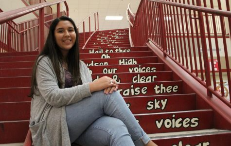 Senior Alexis Zacarias named valedictorian