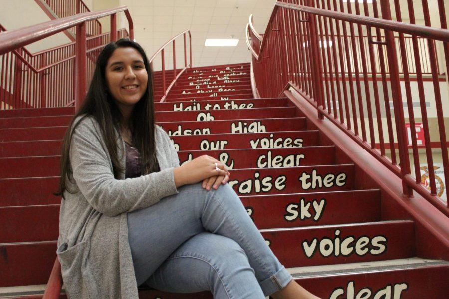 Senior Alexis Zacarias named valedictorian