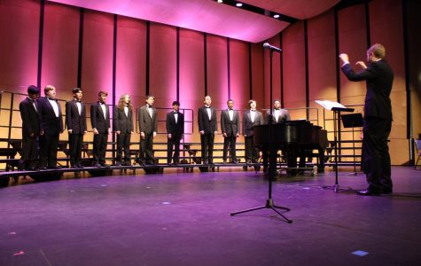 Choir ends the year with spring concert