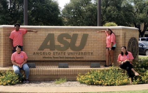 Student Council travels to Angelo State University