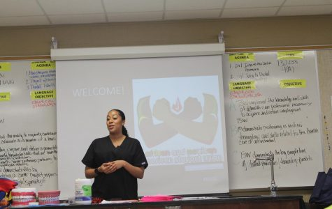 Ms. Monica Nichols starts African and Mexican American Student Union