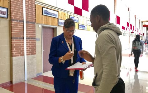 Ms. Kayone Carter returns to Judson as a new assistant principal