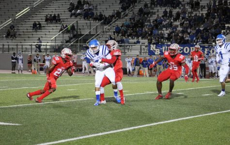 Rockets win Homecoming game against New Braunfels