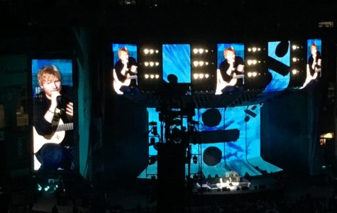Ed Sheeran puts on amazing show at Minute Maid Park