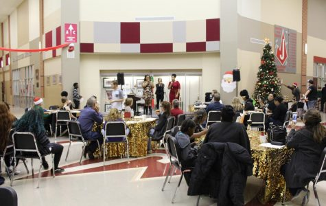 Choir puts on annual Jingle at the J