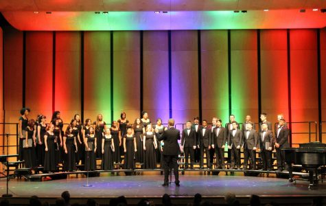 Choir ends the year with their annual holiday concert
