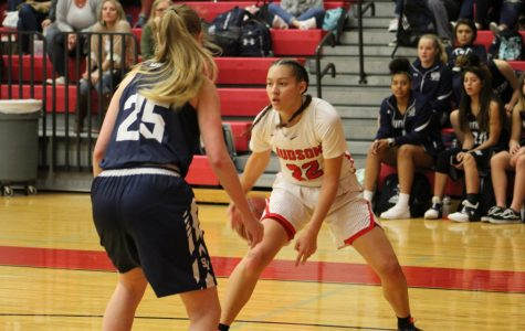 Lady Rockets blast by Smithson Valley