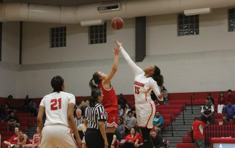 Girls basketball ends regular season with win over Canyon