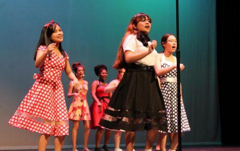 Choir puts on annual Rocket Revue