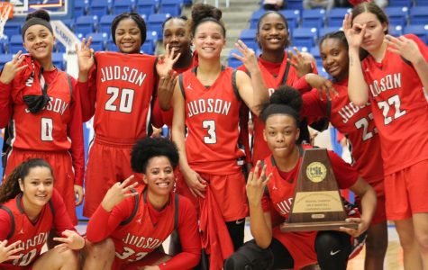Lady Rockets advance to the Final Four