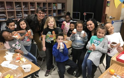 New grants offers students breakfast in the classroom at select elementary schools
