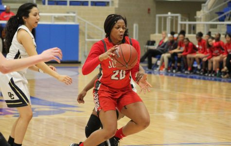 Lady Rockets continue to prove their dominance with win over O'Connor
