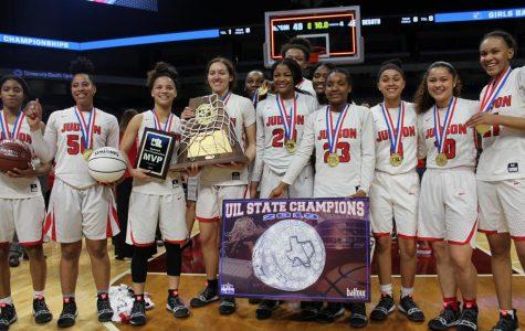 Lady Rockets win 6A State Championship
