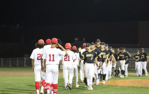 Baseball falls to East Central