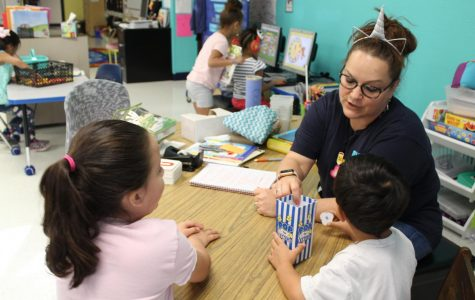 District pre-k program aims to give students a head start with their education