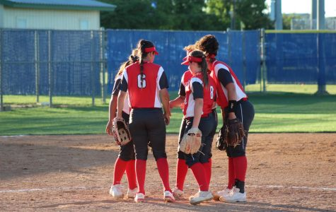 Softball head into playoffs after win against Clemens