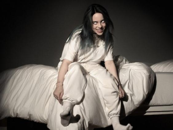 Billie Eilish; Darkroom, Interscope