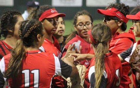 Softball falls to Austin High School