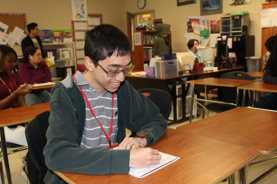 Senior James Le named valedictorian