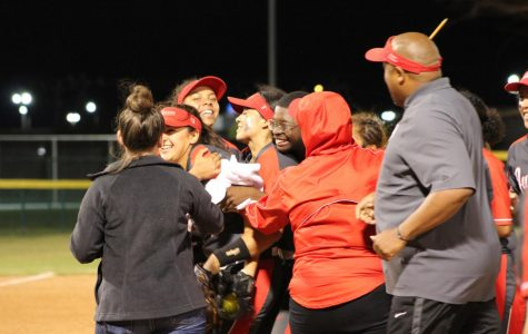 Softball advances to the third round after beating Johnson