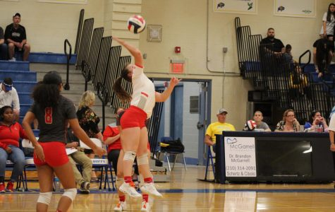 Volleyball falls to Clemens