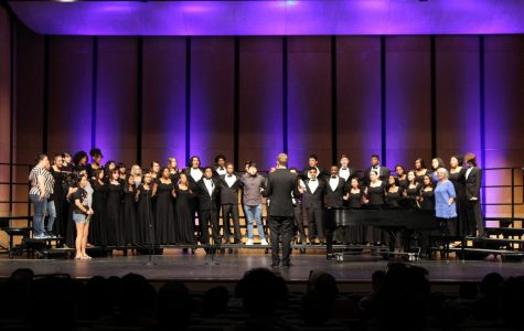 Choir puts on first concert of the season