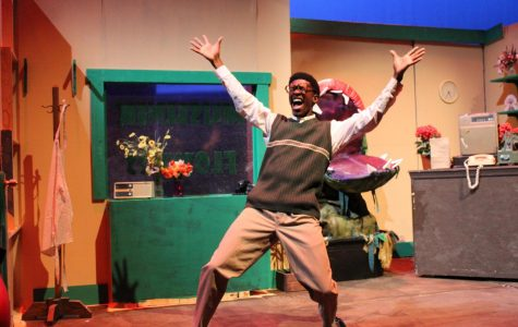 "Theatre puts on ""Little Shop of Horrors"""