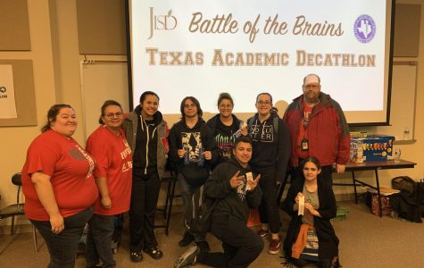 Academic decathlon is looking to grow for upcoming competitions
