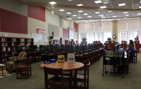 Mrs. Mariya Ortiz looking to revamp the library
