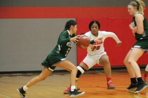 Lady Rockets fall to Reagan