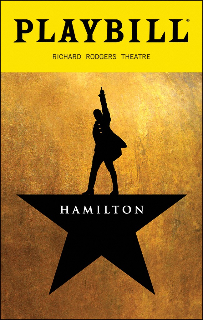 Hamilton is a musical with music, lyrics, and book by Lin-Manuel Miranda. It is inspired by the 2004 biography Alexander Hamilton by historian Ron Chernow.