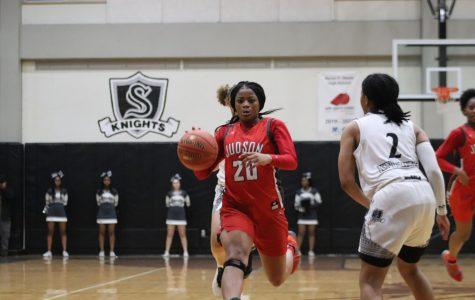 Lady Rockets beat Steele