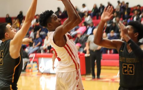 Rockets beat East Central