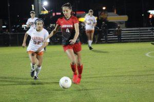 Senior Danielle Hitchens forging a path forward after severe injury