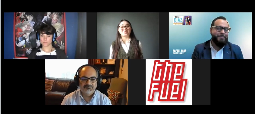 Interview with Rafael Diaz Martinez, Jr. and Emilio Silvas